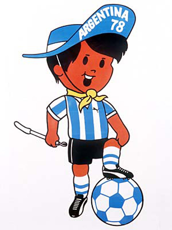 gauchito argentina '78 world cup