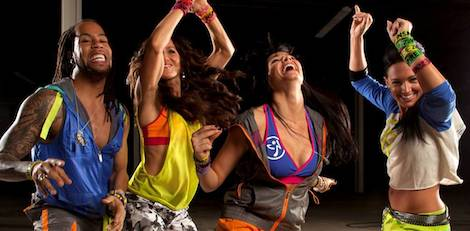 Zumba: Shake Your Hips To A Younger You