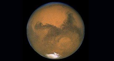 NASA:美國希望與俄羅斯共同探索火星