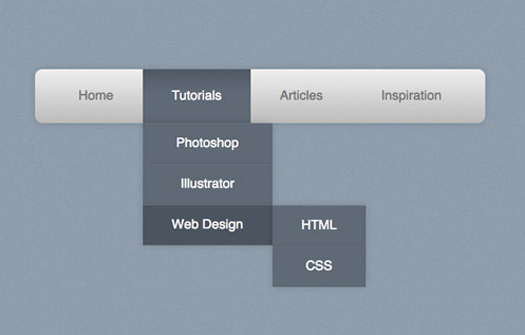 Tutorial: How To Create a Pure CSS Dropdown Menu