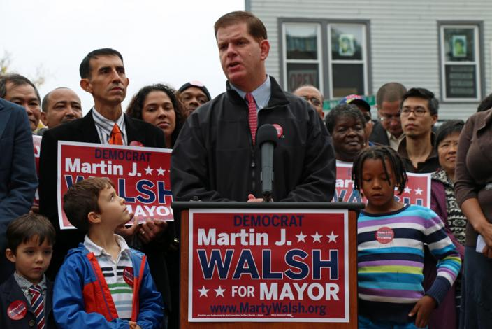 Marty Walsh 10 Point Plan