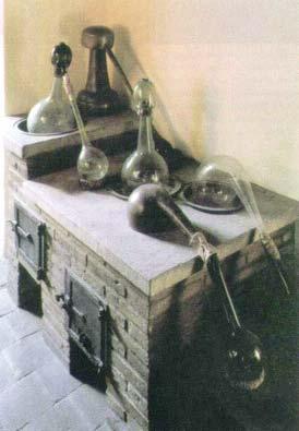 Alchemie-Ofen