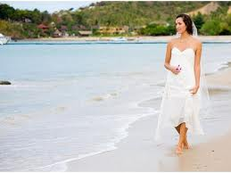 casual wedding dresses for the beach | The Ideas Of Casual Wedding Dresses
