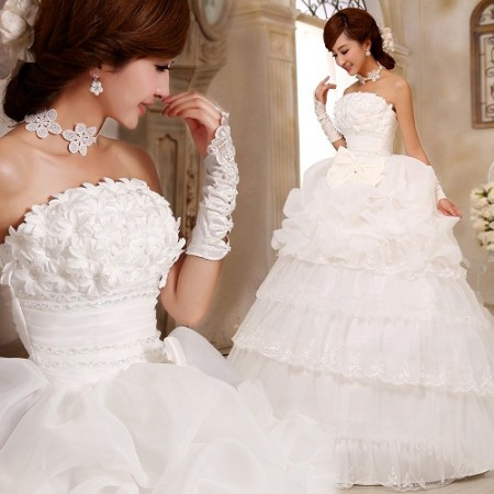 3 450x450 | Modern wedding dresses ideas