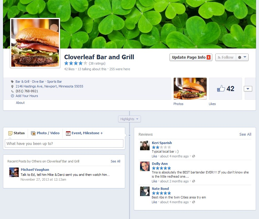 People Are Looking for Your Small Business on Facebook