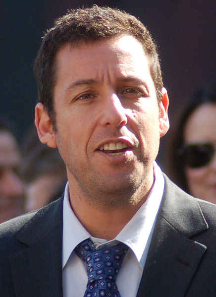 Adam Sandler Movies List