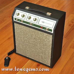 Post image for Sears 10 XL (Silvertone 1421) Guitar Tube Amp