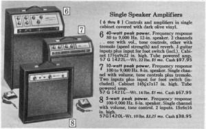 1969 Sears Catalog Page 929