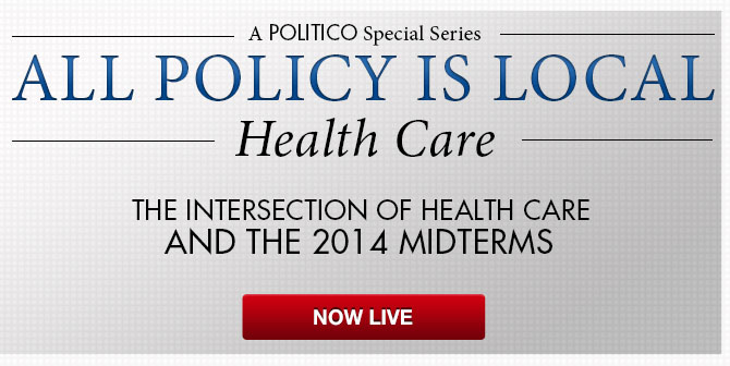 All Policy Is Local - Health Care