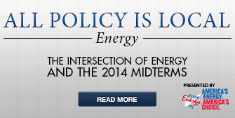 All Policy is Local Energy