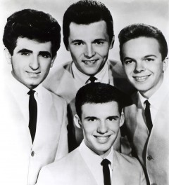 The Standells in 1963