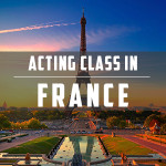 Acting class in France