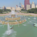 See Insane Bird's-eye Views of Chicago Shot from a Photographer's Drone Camera