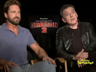 How To Train Your Dragon 2 Interview