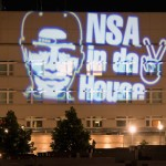 A US Embassy Was Hijacked By an Anti-NSA Art Installation Over the Weekend