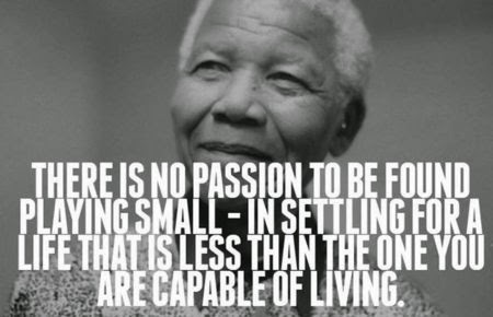 What Nelson Mandela Has Taught All Of Us