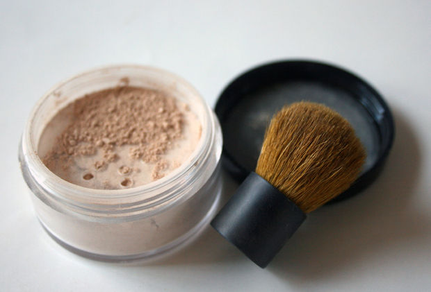 homemade mineral makeup
