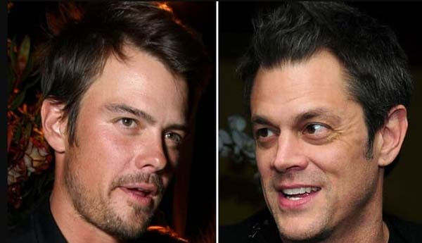 15.) Josh Duhamel & Johnny Knoxville