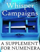 numenera - whisper campaigns