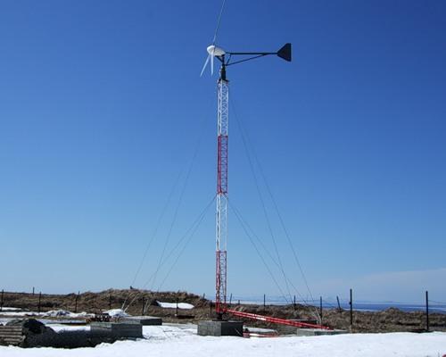 ветровая станция