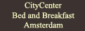 Amsterdam Bed and Breakfast City Centre