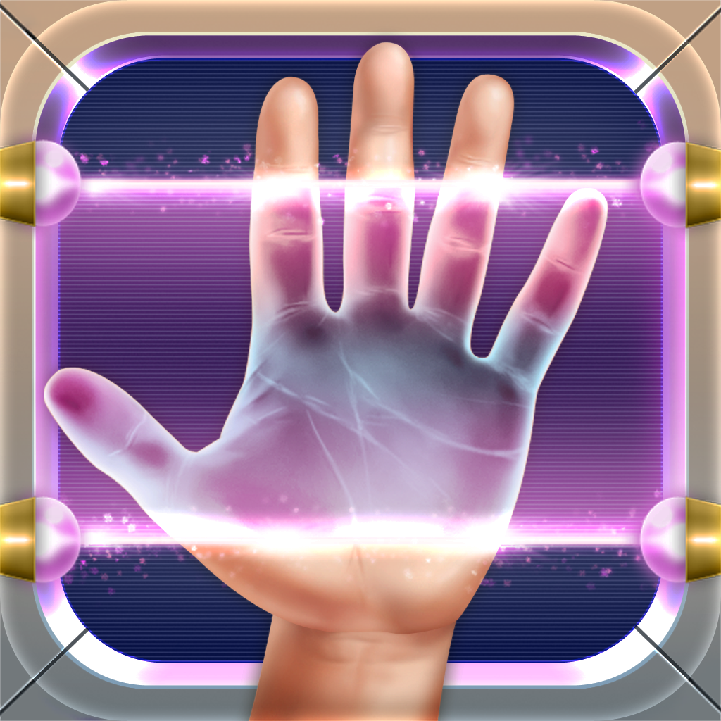 Palm Reading Booth (iOS)