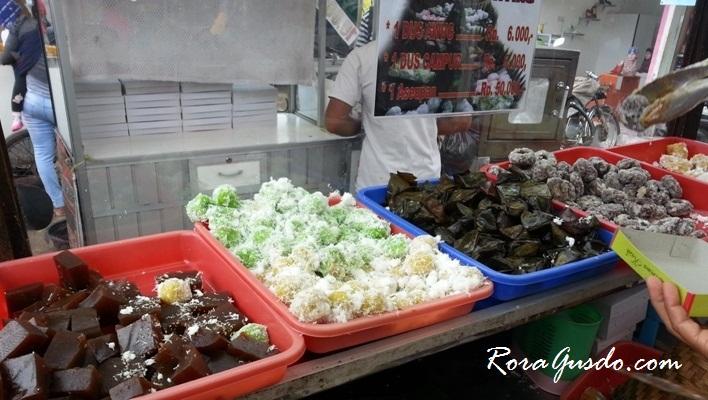 Awug Makanan Tradisional Sunda