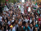 New Yorkers march against Israeli war on Gaza