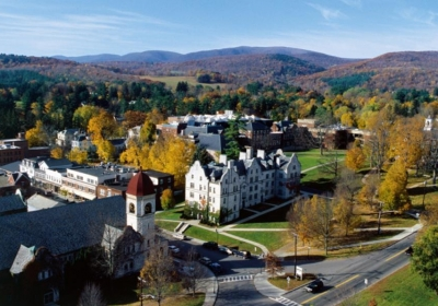 Williams Leads FORBES' List Of America's Top Colleges