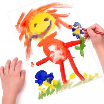 child-draw