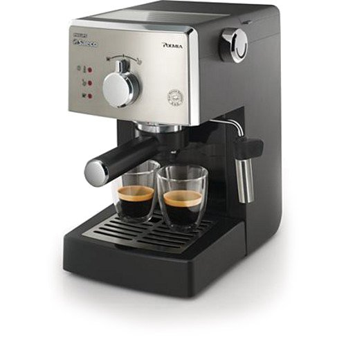 Cafetera Saeco Espresso Class Hd832501