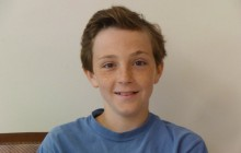 Ben Blackmore is an eighth-grader to be at Charlotte Central School. Courtesy photo