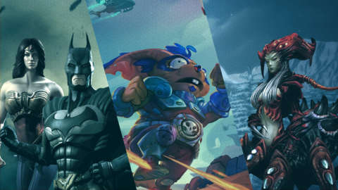 Free Games Friday: WildStar, Injustice, and more