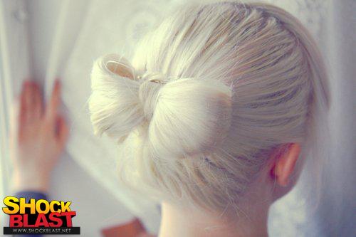 белые волосы 2013 фотография
