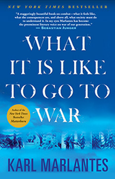 What It's Like to Go to War, Karl Marlantes