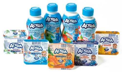 Агуша - отзывы о йогуртах и творожках для ребенка