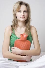okłady z ciepłej wody - leczenie pęcherza