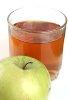 яблочный сок из зеленого яблока