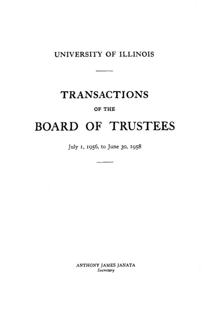university of illinois - UIHistories Project