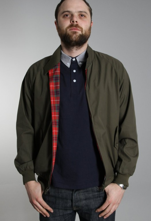 harrington куртка
