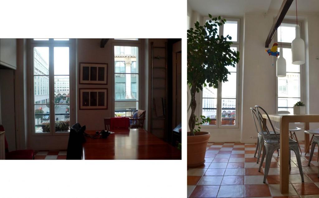 cuisine avant après 1024x635 La photographie de biens immobiliers