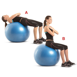 abdominal exercise ab crunch