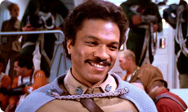 Lando was Almost Han Solo