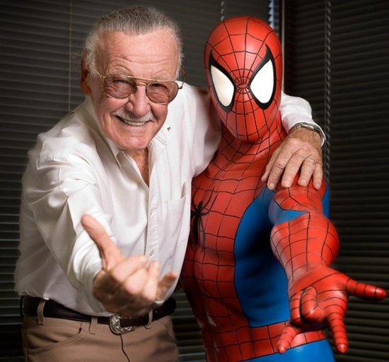 Stan Lee and