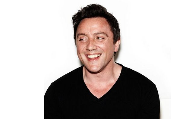 Peter Serafinowicz Voiced Darth Maul