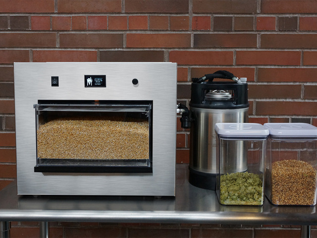 The PicoBrew Automatic Beer Brewer