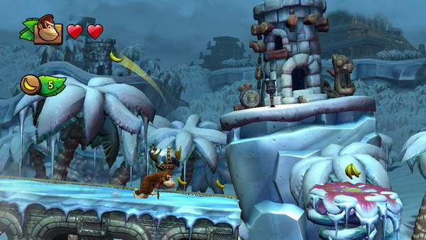 VGI Review: Donkey Kong Country: Tropical Freeze