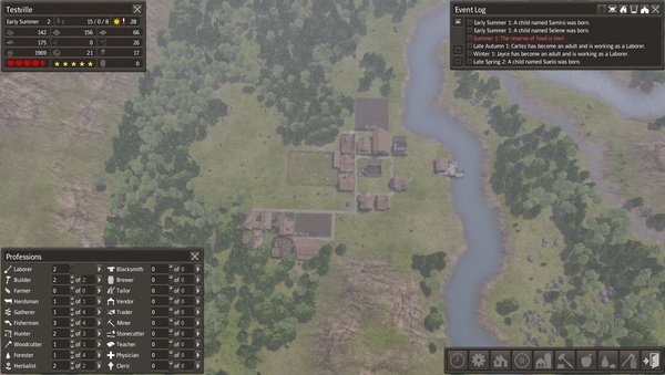 VGI Review Banished