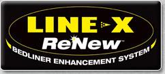 LINE-X ReNew Bedliner enhancement System