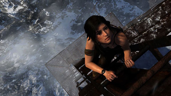 Review game Tomb Raider: Definitive Edition